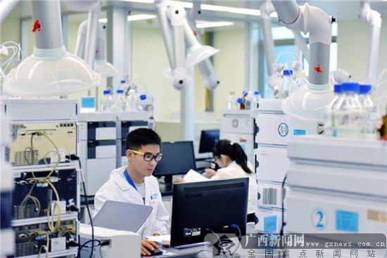 生态药谷 大美园区 章贡区打造智能医养产业