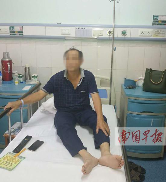 男子被查出砷化氢中毒 进行职业病诊断时困难重重