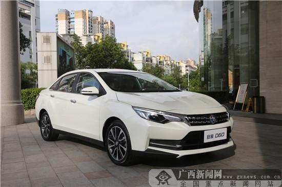 综合实力强劲 高品质智联轿车启辰D60将于年内上市