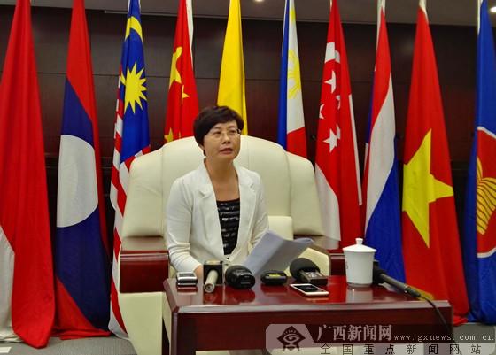 第十三届桂台经贸文明协作论坛行将在南宁举行
