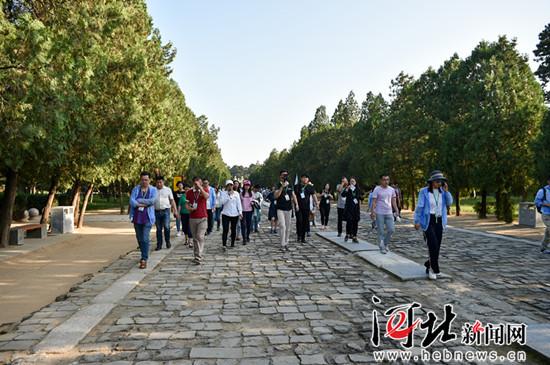 """清西陵:最""""年轻""""的皇家陵园"""