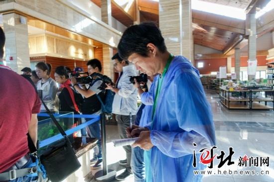 直播:走京南看小镇 全国重点网络媒体保定文明行活动