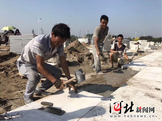 直播:走京南看小镇全国重点网络媒体保定文明行活动