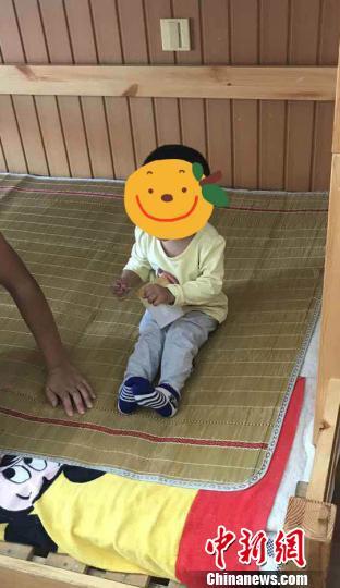 图为:2岁男孩小宝。建德警方供图