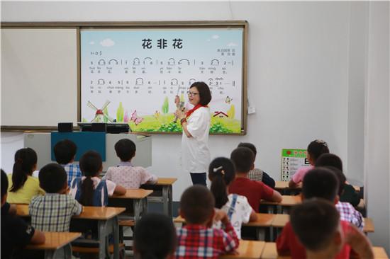 明园基金再援建两所明园小学 持续教育精准扶贫