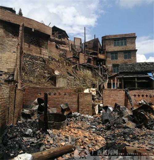 中国人寿积极应对9.5柳州三江侗寨火灾
