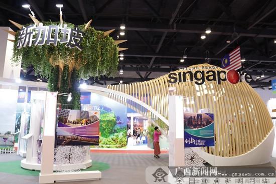 """【动图视觉】到新加坡感受美丽宜居的""""花园城市"""""""