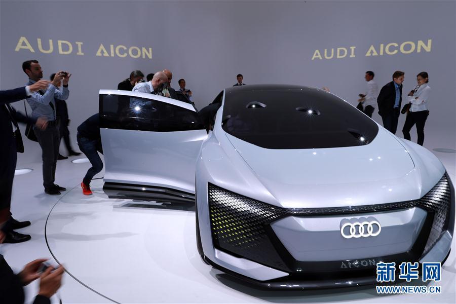 (国际)(6)法兰克福车展聚焦新能源车