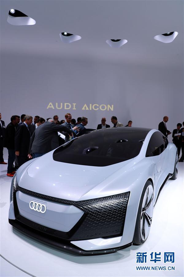 (国际)(2)法兰克福车展聚焦新能源车
