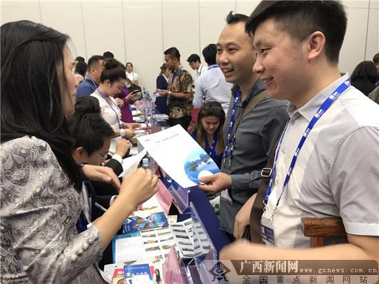 首届中国-东盟旅游合作对接会在南宁召开