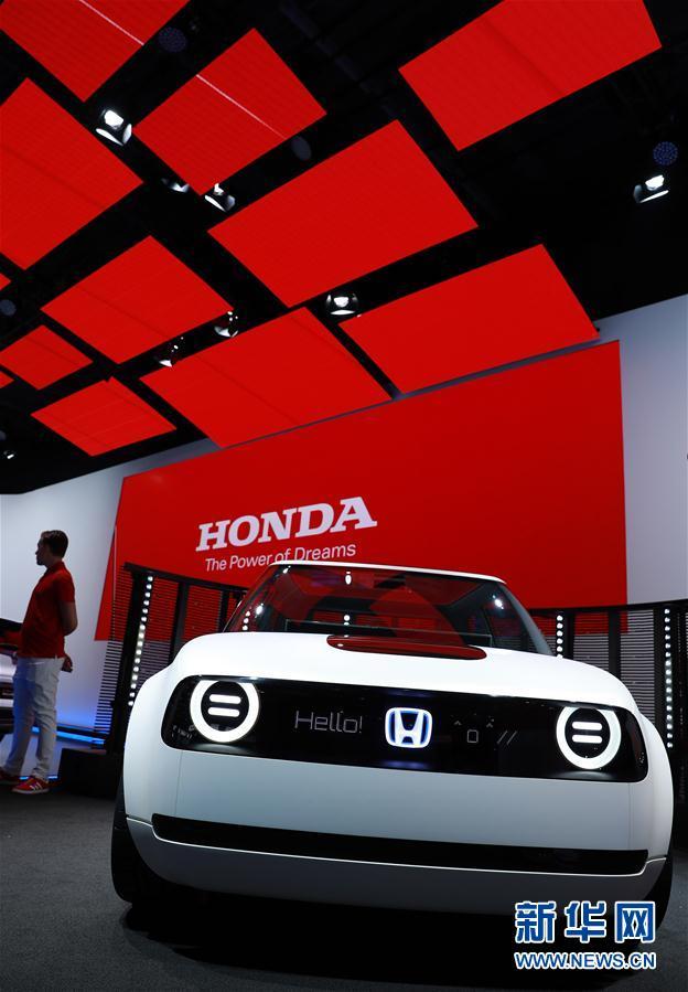(国际)(5)法兰克福车展聚焦新能源车