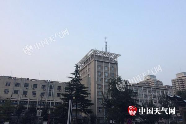 北京昼夜温差达9℃ 早晚偏凉注意添衣