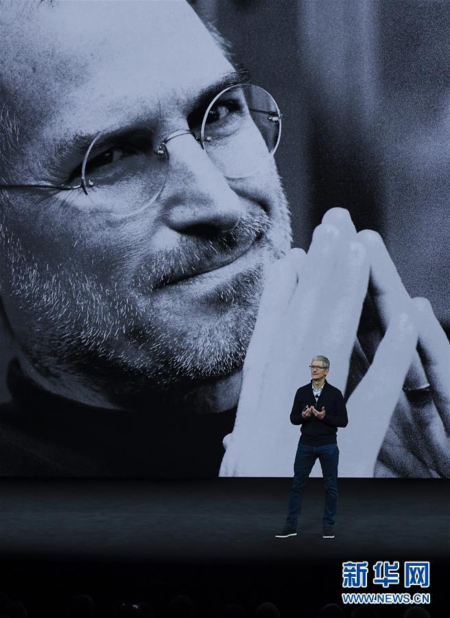 (国际)(5)苹果公司举行新产品发布会
