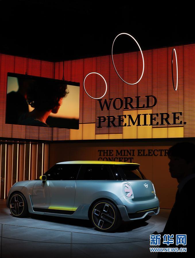 (国际)(4)法兰克福车展聚焦新能源车