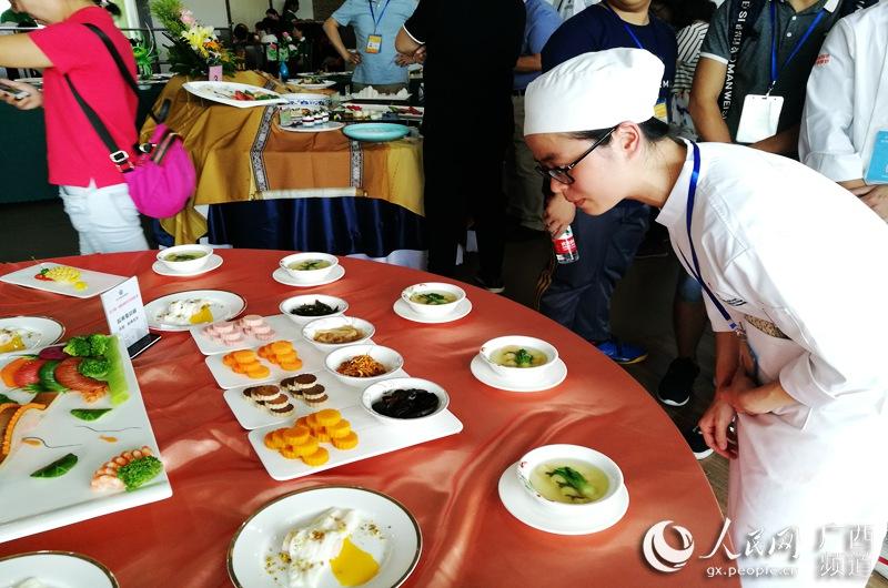 香气四溢!中国—东盟职教院校学生花式秀厨艺