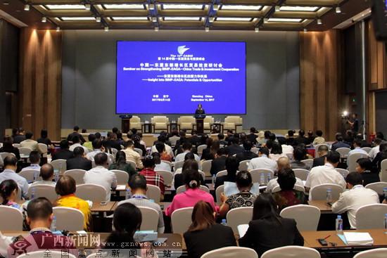 """中国―东盟东部增长区贸易投资研讨会聚焦""""潜力和机遇"""""""