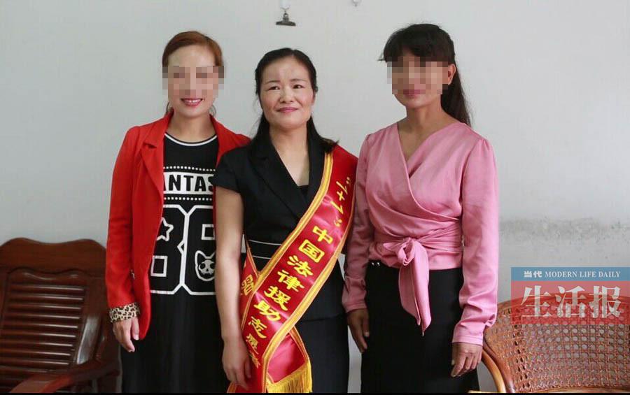 女子遇非法行医致子宫被切 广西律师帮她打官司