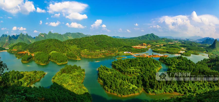 高清:上林县列为首批国家生态文明建设示范县