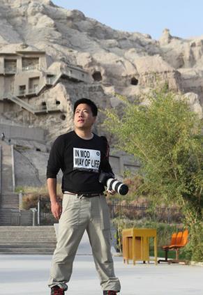 张东海:我不替未来做决定 一切始于足下