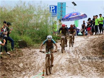 300余选手竞逐第八届中国·东盟山地自行车越野赛
