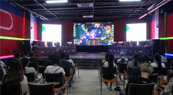 中国―东盟(广西)电子竞技产业园举行开园仪式