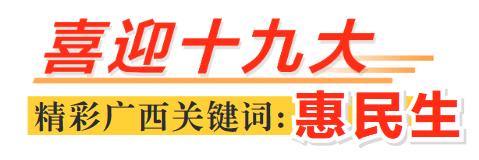 [喜迎十九大 精彩广西关键词]广西:发展成果惠及全体人民