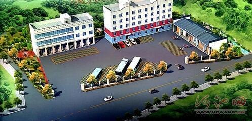 河池市年内将新设立5个国省干线公路服务区(图)