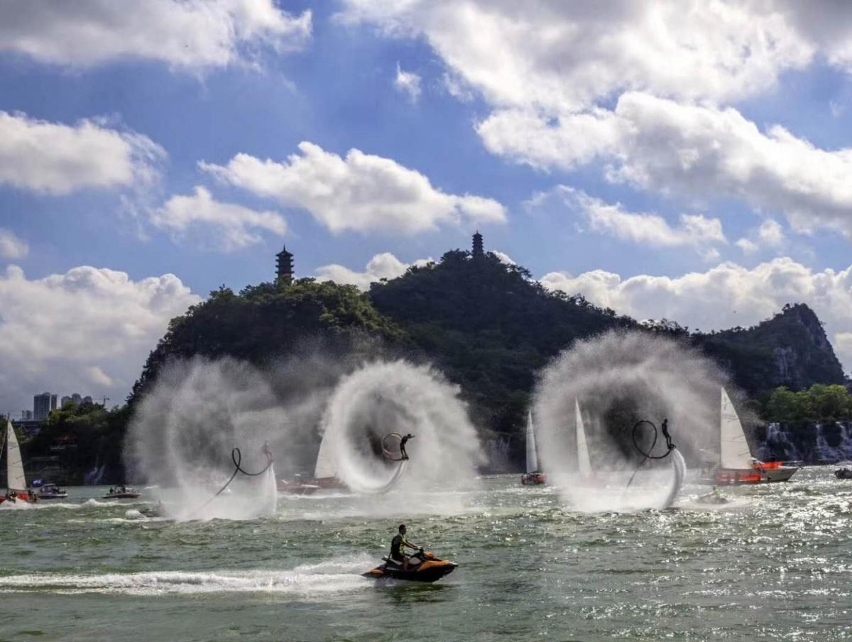 -柳州国际水上狂欢节直击--将水玩出新境界