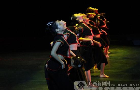 畅享艺术嘉年华 第九届广西音乐舞蹈决赛南宁上演
