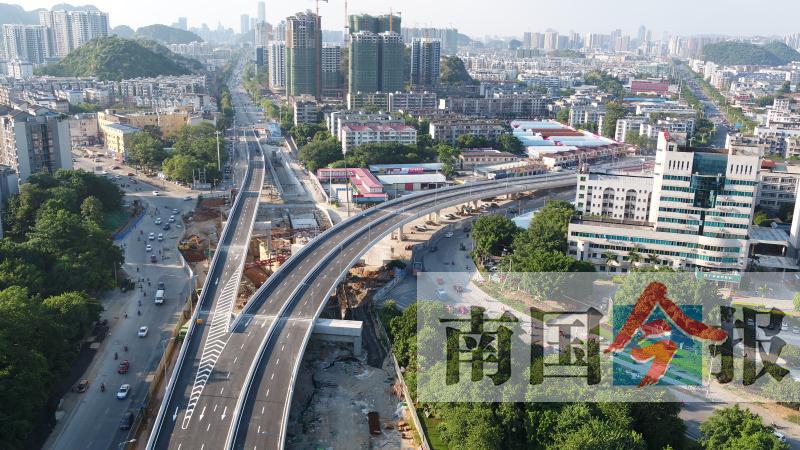 柳州柳石路北段将全封闭施工,工期约48天