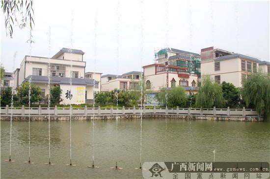[砥砺奋进的五年]上林:绿水青山带出致富路(图)