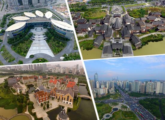 高清图集:邕城建筑 美成这样