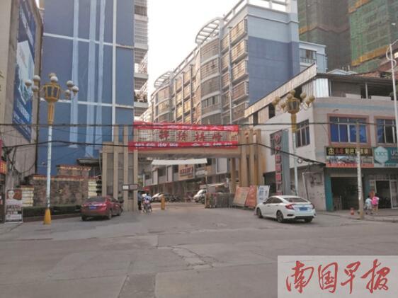 宜州:已购车库商铺将被拍卖 小区业主懵了(图)