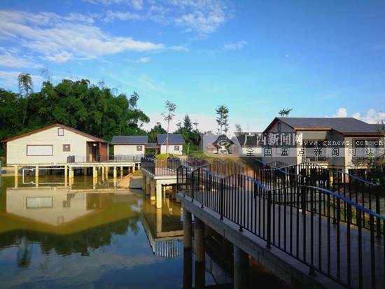 紫薇庄园开业 助力美丽南方田园综合体服务提升