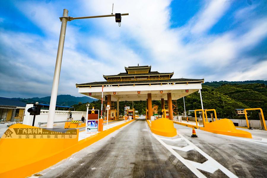 桂林全力冲刺桂三高速公路项目建设   将于10月26日建成通车
