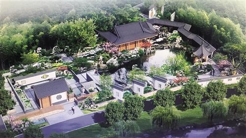 园博会展园设计亮点多 观深圳