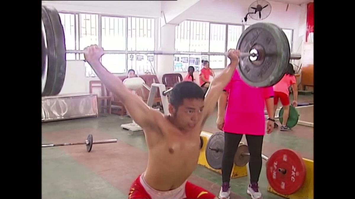 记柳州市业余体校副校长兰燕云