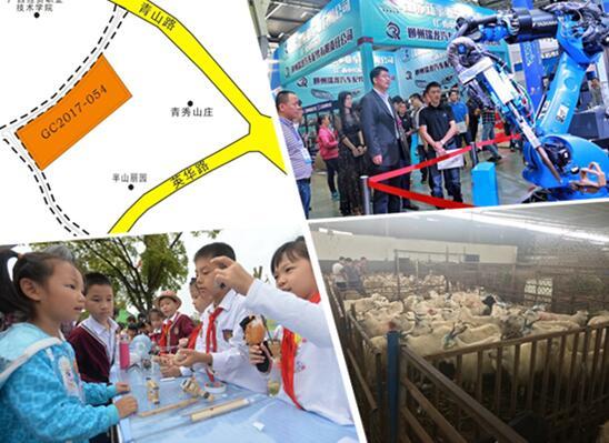 10月21日焦点图:南宁市住宅用地供应高峰来临