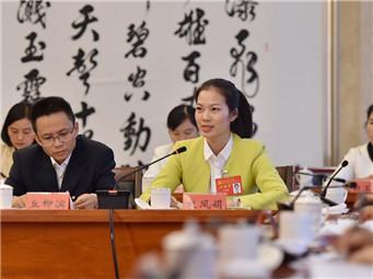 广西壮族自治区代表团热烈讨论党的十九大报告