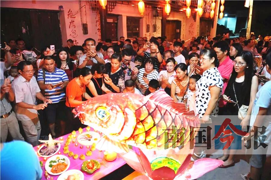 打好旅游组合拳 来宾成国庆黄金周热门旅游目的地