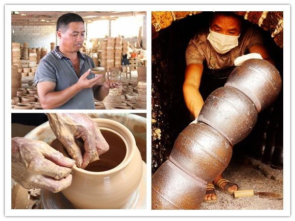 高清图集:制陶村的百年传承