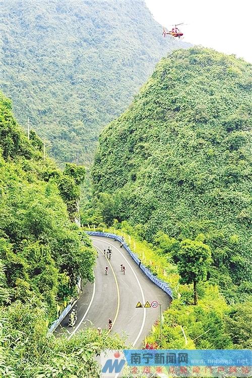 广西公路到底有多美? 自驾或者骑行去看最美公路