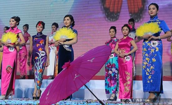 百年改良 看中国旗袍的发展