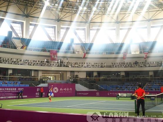 王雅繁摘得2017ITF国际女子网球巡回赛女单桂冠
