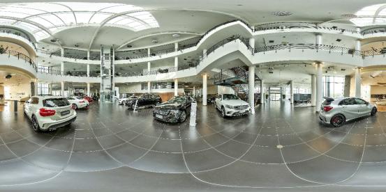 "VR真的来了 ""体验式""消费带来汽车行业营销变革"
