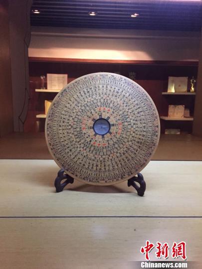 探访安徽手工木质罗盘店 匠心传承百年手工技艺
