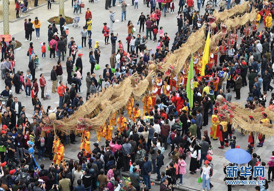 (社会)(3)广西罗城欢庆依饭节