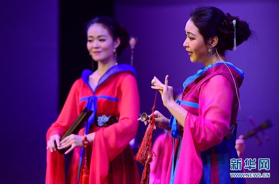 (文化)(1)古老南音 文化惠民