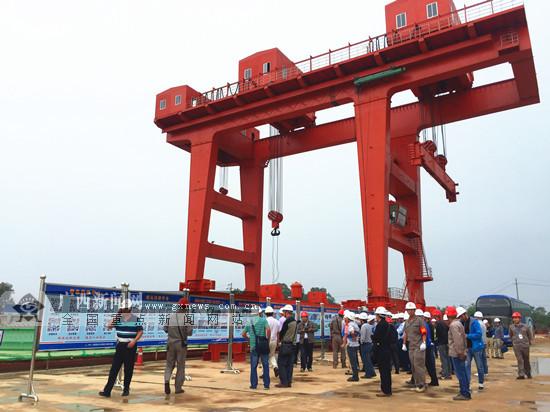 广西水利工程质量与安全监督管理现场会在南宁召开