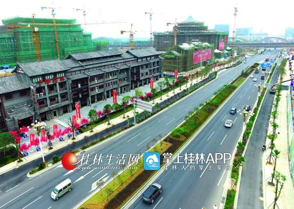 灵川GDP_灵川把环保纳入绩效考核引导各乡镇从GDP竞赛转向转型升级竞赛